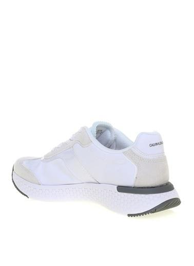 Calvin Klein Calvin Klein Kadın Beyaz Sneaker Beyaz